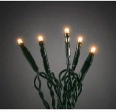 Konstsmide 6353-820 Geschikt voor gebruik binnen 50lampen Geschikt voor buitengebruik Micro LED Zwart decoratieve verlichting