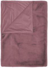 Essenza Furry - Plaid - 150x200 cm - Dusty Lilac