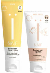 Naif Naïf Small Sunscreen Pakket