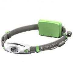 Groene Ledlenser - Neo6R - Hoofdlamp groen