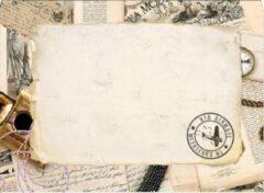 Meer Leuks 25 enveloppen Vintage C6 formaat Envelop. Ook als mix verkrijgbaar