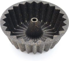 Gouden YILTEX – Bakvorm – Titanium Geplateerd – Zwart - Ø26cm