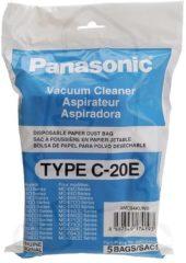 Panasonic Staubsaugerbeutel (Type C20E MCE785 Genuine) für Staubsauger AMC8F96T1001