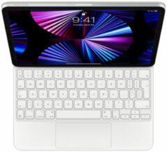 Apple MJQJ3N/A toetsenbord voor mobiel apparaat Wit QWERTY Nederlands