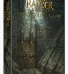 Square Enix Tomb Raider Legends : The Board Game