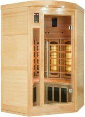 Maison Home Maison's Sauna - Sauna - Infrarood sauna - 2/3 Persoons - 190x120x120cm