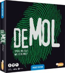 Memphis Belle International Amsterdam B Wie is de Mol pocket edition