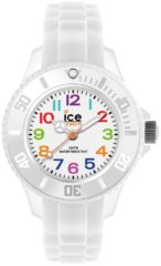 Ice Watch Ice-Watch IW000744 Kidshorloge ICE Mini extra small wit 38 mm