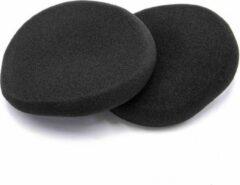 Dolphix Oorkussens compatibel met Logitech H800 headset / zwart