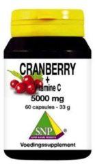 SNP Cranberry vitamine C 5000 mg 60 Capsules