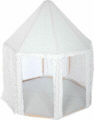 Atmosphera Yurt tent grijs - Speeltent - H160 cm - Grijs - Kindertent
