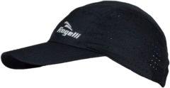 Zwarte Rogelli Liberty Hardloon running Cap 2.0 in kleur Zwart