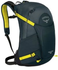 Grijze Osprey Hikelite 26 Small Backpack shiitake grey Rugzak