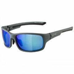 Alpina - Alpina Lyron S Mirror Cat 3 - Fietsbrillen grijs/blauw
