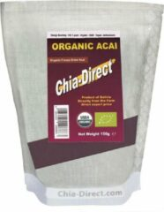 Chia-direct 2 x 150g acai poeder bio - prijs incl verzending