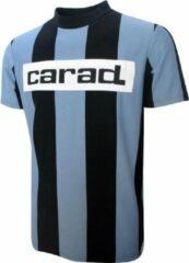 Blauwe Club Brugge Carad Retro Shirt 1972/1973 Medium