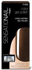 SensatioNail by Fingrs SensatioNail Gel Lak Espresso Bean
