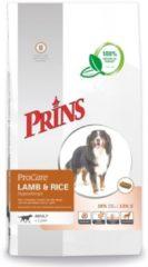Prins Procare Adult Lam&Rijst - Hondenvoer - 15 kg - Hondenvoer