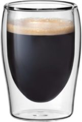 Transparante Scanpart Thermo Espresso Glazen A2 - 8cl