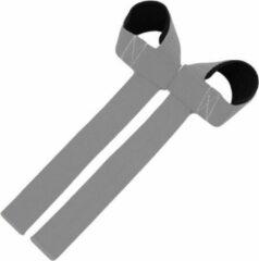 DW4Trading® Lifting straps set van 2 stuks grijs
