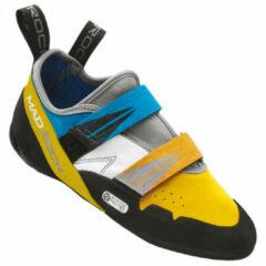 Gele Mad Rock Agama klimschoen voor beginners met maximaal comfort Maat 39,5
