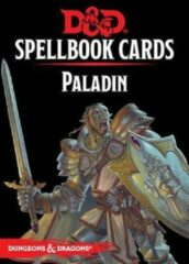 GaleForce9 Dungeons and Dragons Spellbook Cards: Paladin (69 Cards)
