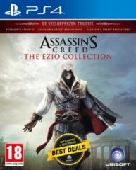 Assassins Creed â Ezio collection (PlayStation 4)