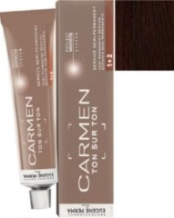 Eugene Perma Professional Carmen Ton on Ton Demi Permanent Hair Color 5*66 Cherry