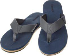 Donkerblauwe Sinner Timor Heren Slippers - Donker blauw - Maat 40