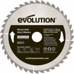 Evolution EVO 255mm zaagblad voor hout