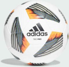 Adidas VoetbalKinderen en volwassenen - wit,zwart,oranje