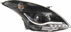 Universeel Set Koplampen DRL-Look Suzuki Swift YP6 2010- - Zwart