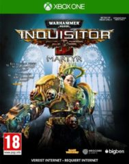 Bigben Interactive Warhammer 40K Inquisitor Martyr - XBox One