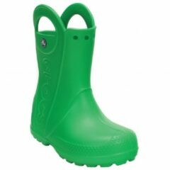 Crocs - Kids Rainboot - Rubberen laarzen maat J2, groen