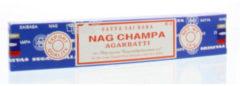 Nag Champa Wierook Nag Champa Agarbatti (15g)