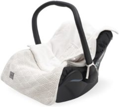 Witte Jollein Comfortbag groep 0+ 3/5 punts River knit cream white