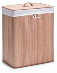 Bruine Zeller - Laundry Hamper, twofold, bamboo, natural