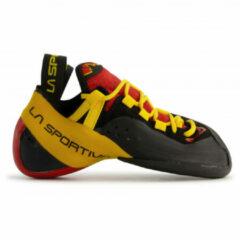 La Sportiva - Genius - Klimschoenen maat 41,5 zwart/oranje