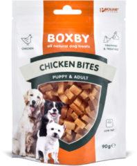 Proline Boxby Chicken Bites - Hondensnacks - Kip Vis 90 g