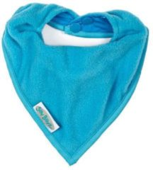 Silly Billyz - Bandana Fleece Slab - Turquoise