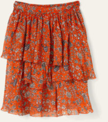 Oranje Oilily Strasbourg skirt 17 zitz it up duo