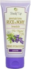 BODY TIP Intensieve Handcrème en Voetcrème met Lavendelolie - 100 ml