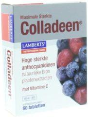 Lamberts Colladeen maximale sterkte 60 Tabletten