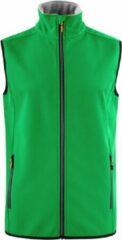 Printer Softshell Bodywarmer Vest Trial Man 2261059 Frisgroen - Maat L