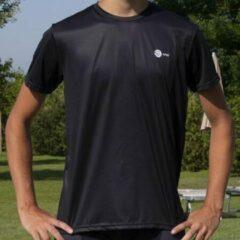 Zwarte Spinning® BASIC Heren Korte Mouw Jersey XL