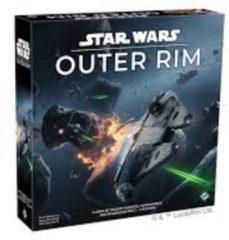 Fantasy Flight Games Star Wars: Outer Rim Strategie Volwassenen en kinderen