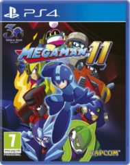 Capcom Mega Man 11 PS4