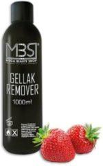 MEGA BEAUTY SHOP® Gellak remover Remover 500ml Hybrid gel - Kunstnagels-nagels-gellak