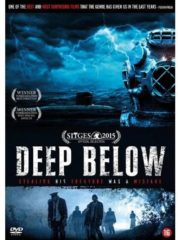 Kolmio Media Deep Below | DVD