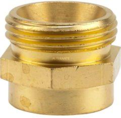 Gardena Messing-Reduzier-Gewindenippel, 33,3 mm (G 1)-AG / 26,5 mm (G 3/4)-IG | 7265-20